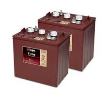 2x Trojan T105 Batterie à décharge profonde