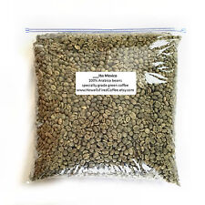 4 LBS. Green Coffee - Mexico green beans - Speicalty Grade Beans
