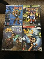 PS2 Playstation 2 Official Strategy Guide Lot Of 4 Prima & Brady Games
