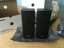 2 Bose Double Cube Series II Direct Refecting Speakers - Lifestyle/Soundtouch