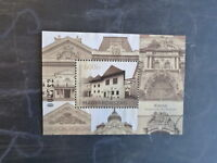 2013 HUNGARY CAPITOL OF CULTURE STAMP MINI SHEET USED STAMP