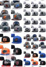 For Men Snapback Hat  Flat Brim Classic Hip Hop Baseball Cap