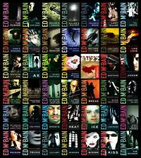 "Ed McBain ""eBooks Collection"" (ePub/Mobi/Pdf) [Kindle] 117 Titles"