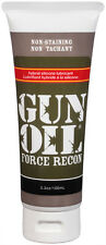 Gun Oil Force Recon Hybrid Water Silicone Based Lubricant 3.3 oz