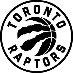 "Toronto Raptors NBA Decal ""Sticker"" for Car or Truck or Laptop"