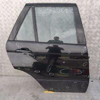 BMW X5 SERIES 2 E53 Door Rear Right O/S Black Sapphire Metallic - 475