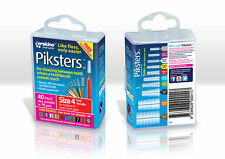 Piksters Red Interdental Brush Size 4 40pack