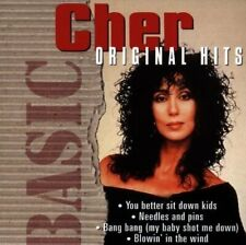 Cher Original hits (compilation, 18 tracks)  [CD]