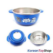 Star Wars Stainless Steel Rice Bowl w/ Non Slip Pads Handle BPA Free 290ml Korea