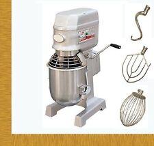 Profi Gastro Küchenmaschine Knetmaschine Standmixer Rührmaschine 10L