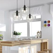 Modern Pendant Light Glass Chandelier Lighting Kitchen Ceiling Lamp Home Lights