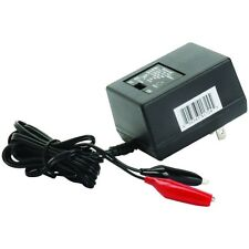 Upg D1724 6V/12V Charger for 12V 5Ah Acme Security Systems Al6/12 Battery