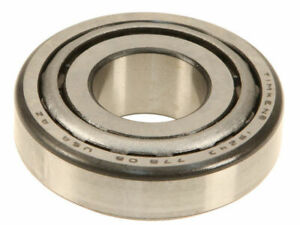 For 1985-1986 Chevrolet C30 Wheel Bearing Front Outer AC Delco 47834PM