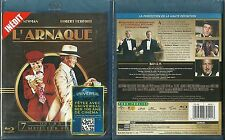 BLU RAY - L' ARNAQUE avec PAUL NEWMAN ROBERT REDFORD / NEUF EMBALLE - NEW SEALED
