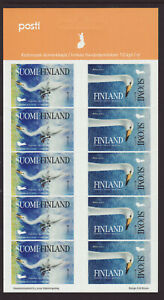 Finland 2019 MNH - EUROPA - The Wooper Swan - sheet of 10 stamps (5 sets)