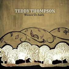 Window Up Above [Single] by Teddy Thompson (Yellow Vinyl, Nov-2012, Think)
