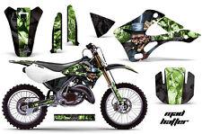KAWASAKI KX 125/250 Graphic Kit AMR Racing Decal Sticker Part KX125/250 99-02 MH