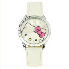 Reloj HELLO KITTY watch Blanco white Precioso A1229