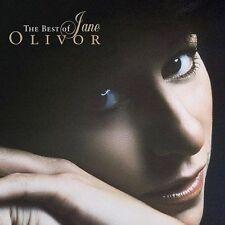 Audio CD: The Best of Jane Olivor, Jane Olivor. Good Cond. Original recording re
