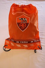 A.S Roma Football Club Serie A Italy Italia Football / Soccer Gym Boot Bag NEW