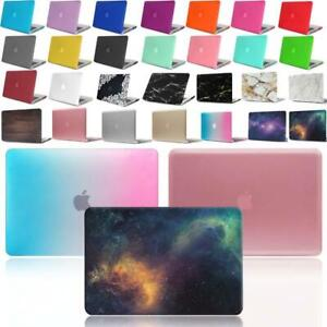 """Rubberized Matted Hard Case Cover For MacBook Pro 13.3"""" A1278 / Pro 15.4"""" A1286"""