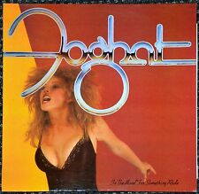33t Foghat - in The mood for something Rude (LP) - 1982