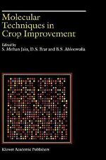 Molecular Techniques in Crop Improvement-ExLibrary