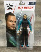 Jeff Hardy Hardy Boyz Brother Nero WWE Mattel Series 92 Wrestling Action Figure