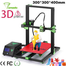 2018 TEVO Tornado 3D Printer Full  Assembled 300*300*400mm Large Printing Size