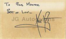 Neil Armstrong - NASA Astronaut, Moon Landing - Authentic Autograph