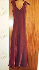 Lulu. H Paris femme robe de soirée, utilisé, excellent état, taille environ M/L
