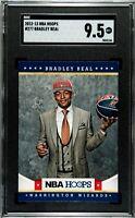 2012-13 NBA Hoops Bradley Beal #277 SGC 9.5 RC Rookie COMP PSA BGS