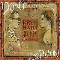 Beth Hart & Joe Bonamassa - Don't Explain NEW CD