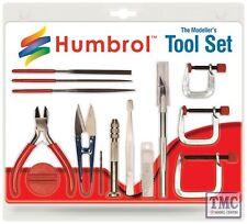 AG9159 Humbrol Modellers Medium Tool Set Model Building Prop Cosplay