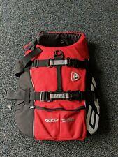 EZY Dog EzyDog Life Jacket Red Flotation Device Vest Seadog Size Large