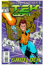 ♥♥♥♥ WILLIAM SHATNER'S TEK WORLD (TEKWORLD) • Issue 19 • Marvel Comics