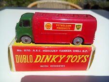 DINKY DUBLO N°070 MERCURY TANKER SHELL B.P. AVEC BOITE