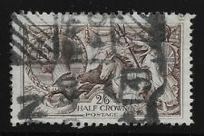 Great Britain Scott #173, Single 1912-18 Used FVF
