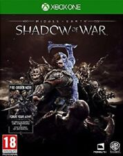 Middle-earth: Shadow of War (Xbox One)  BRAND NEW AND SEALED - QUICK DISPATCH