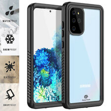 Waterproof Case for Galaxy S20 Plus / S20 Ultra Defender Shockproof Series Cover