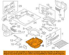 AUDI OEM 11-14 A8 Quattro Interior-Rear-Compartment Trim 4H0863544F9X7