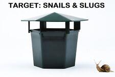 1 x Snail Slug Reusable Bait Station Eco Friendly Garden Pests Insects Trap