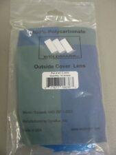 SPEEDGLAS 9000X or 9002X CLEAR OUTSIDE LENS 04-0270-00 - pkg 10 by Weldmark