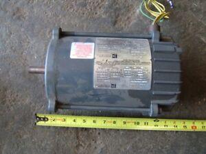 Emerson 1/4hp 1425rpm Hazardous Location Motor - Excellent w/30 Day Warrantee