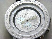 Techno Com  Kc  Diamond Watch, # WA002134  Brand New Boxed