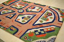 Polypropylene Rugs Road Streets & Maps