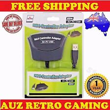 MayFlash Controller Converter Adapter For To N64 NINTENDO 64 Windows PC USB Mac