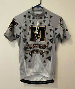 Men's Size S Cycling Jersey Bicycle Shirt - PRIMAL brand - New w/ Tags