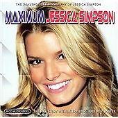 Maximum Jessica Simpson CD (2004) New