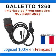 VALISE DE REPROGRAMMATION GALLETTO 1260 - CHIP TUNING - ECM TITANIUM